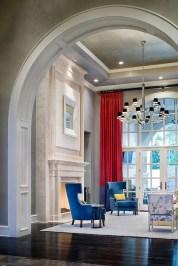 Elegant Contemporary Living Room 59