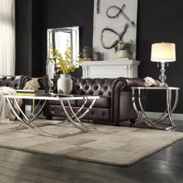 Elegant Contemporary Living Room 61