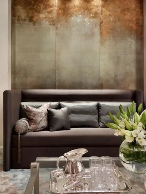 Elegant Contemporary Living Room 68