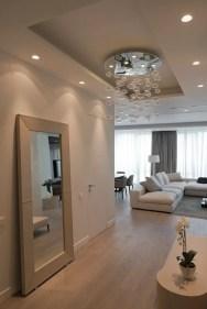 Elegant Contemporary Living Room 73