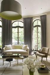 Elegant Contemporary Living Room 74