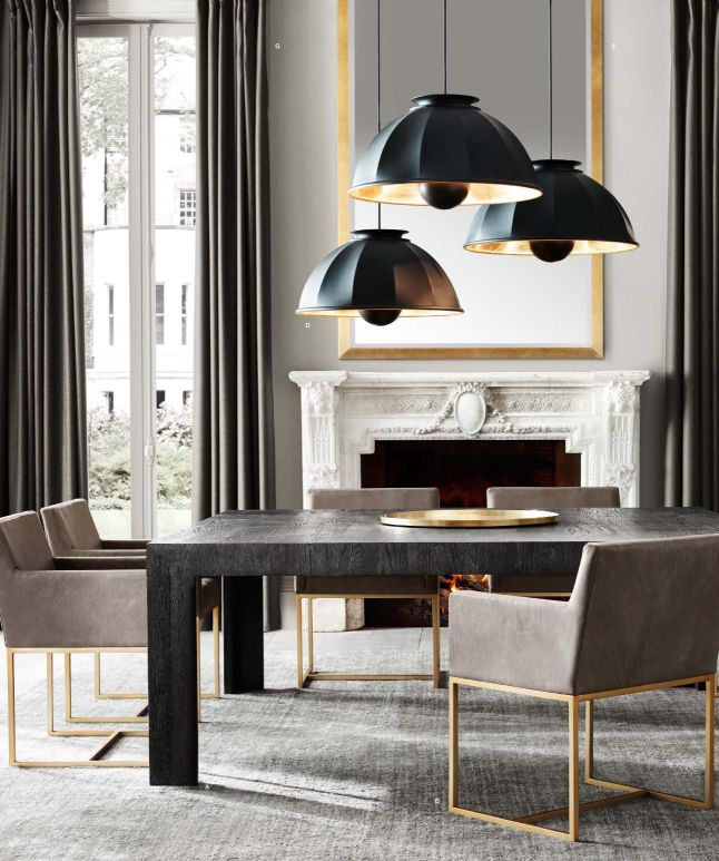 Elegant Contemporary Living Room 82