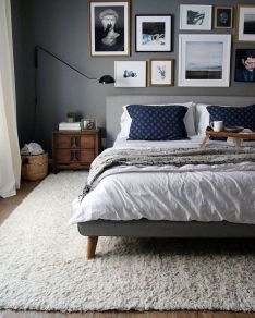 Elegant Cozy Bedroom 1