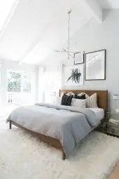 Elegant Cozy Bedroom 23