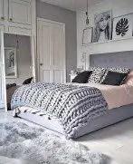 Elegant Cozy Bedroom 29