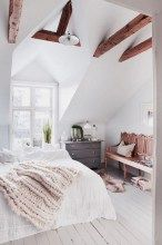 Elegant Cozy Bedroom 38