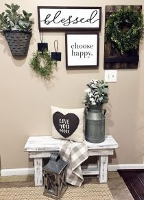 Farmhouse Decor 27