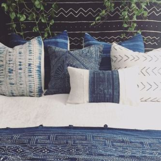 Mudcloth Pillows111