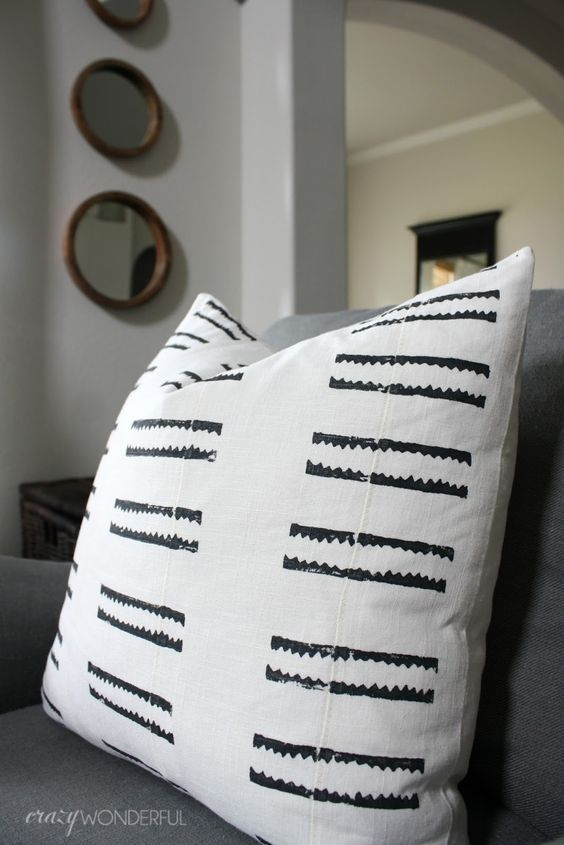 Mudcloth Pillows2
