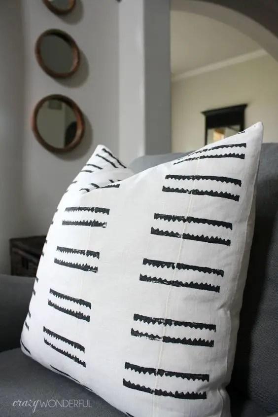 Mudcloth Pillows2