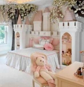 Princess Bedroom Ideas 108