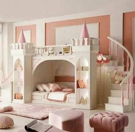 Princess Bedroom Ideas 14