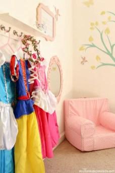 Princess Bedroom Ideas 36