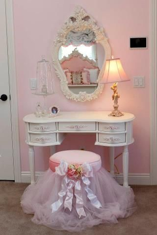 Princess Bedroom Ideas 44