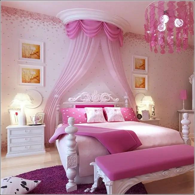 Princess Bedroom Ideas 50