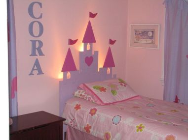 Princess Bedroom Ideas 56