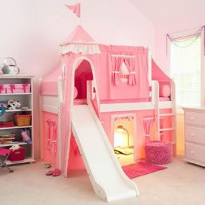 Princess Bedroom Ideas 61