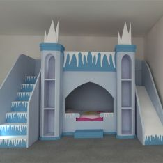 Princess Bedroom Ideas 73