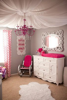 Princess Bedroom Ideas 85