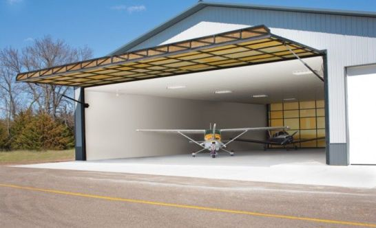 Airplane Hangar 3