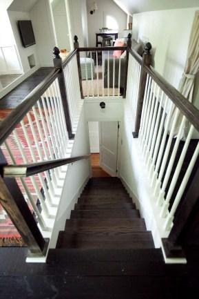Attic Stairs Ideas 13