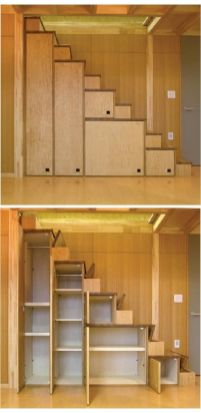 Attic Stairs Ideas 23
