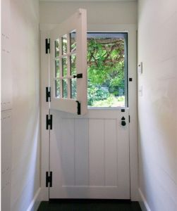 Dutch Door 16
