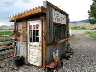 Farm Stand Ideas 13