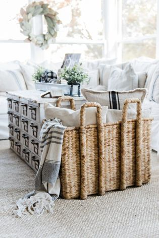 Farmhouse Fall Decor 12