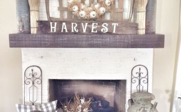 Farmhouse Fall Decor 7