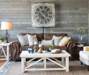 Farmhouse Living Rooms 1