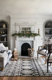Farmhouse Living Rooms 16