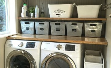 Small Laundry Room Ideas 14