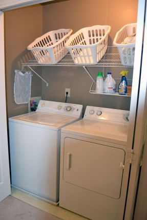 Small Laundry Room Ideas 17