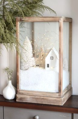 Winter Decorations Diy 25