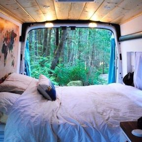 Camper Bedroom 10
