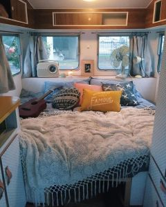 Camper Bedroom 16