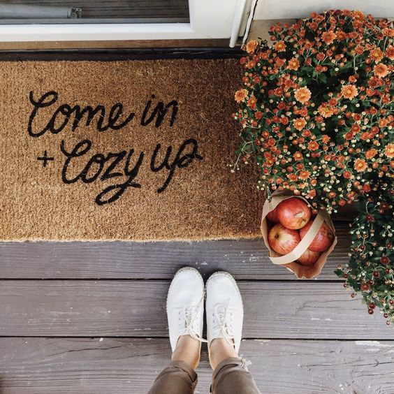 Fall Apartment Decor 11