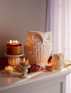 Fall Apartment Decor 16
