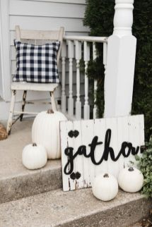 Fall Apartment Decor 17