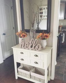 Fall Apartment Decor 3