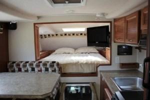 Slide In Truck Camper 13