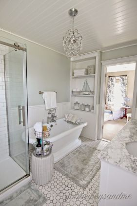 Small Master Bathroom Layout 10