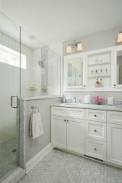 Small Master Bathroom Layout 3