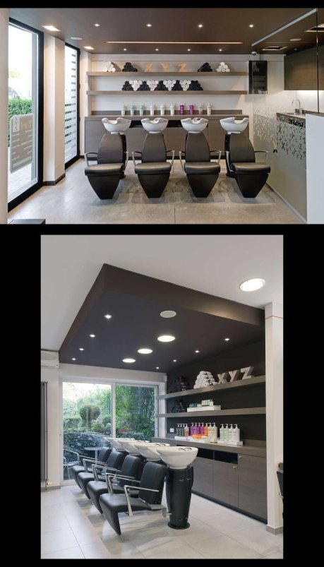 Beauty Salon Design 10