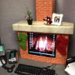 Christmas Office Decorations 14