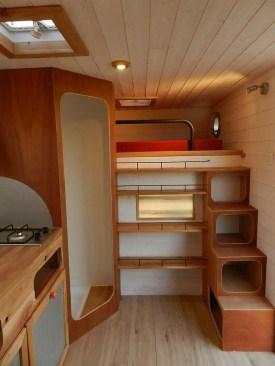 Conversion Van Interior 13