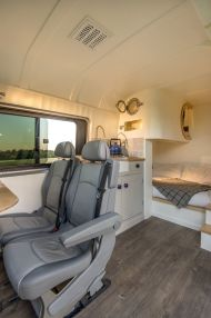 Conversion Van Interior 22