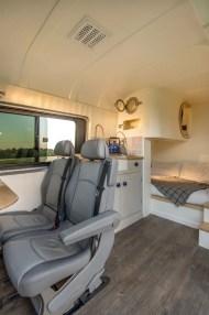 Conversion Van Interior 22
