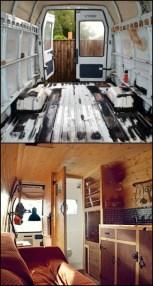 Conversion Van Interior 25